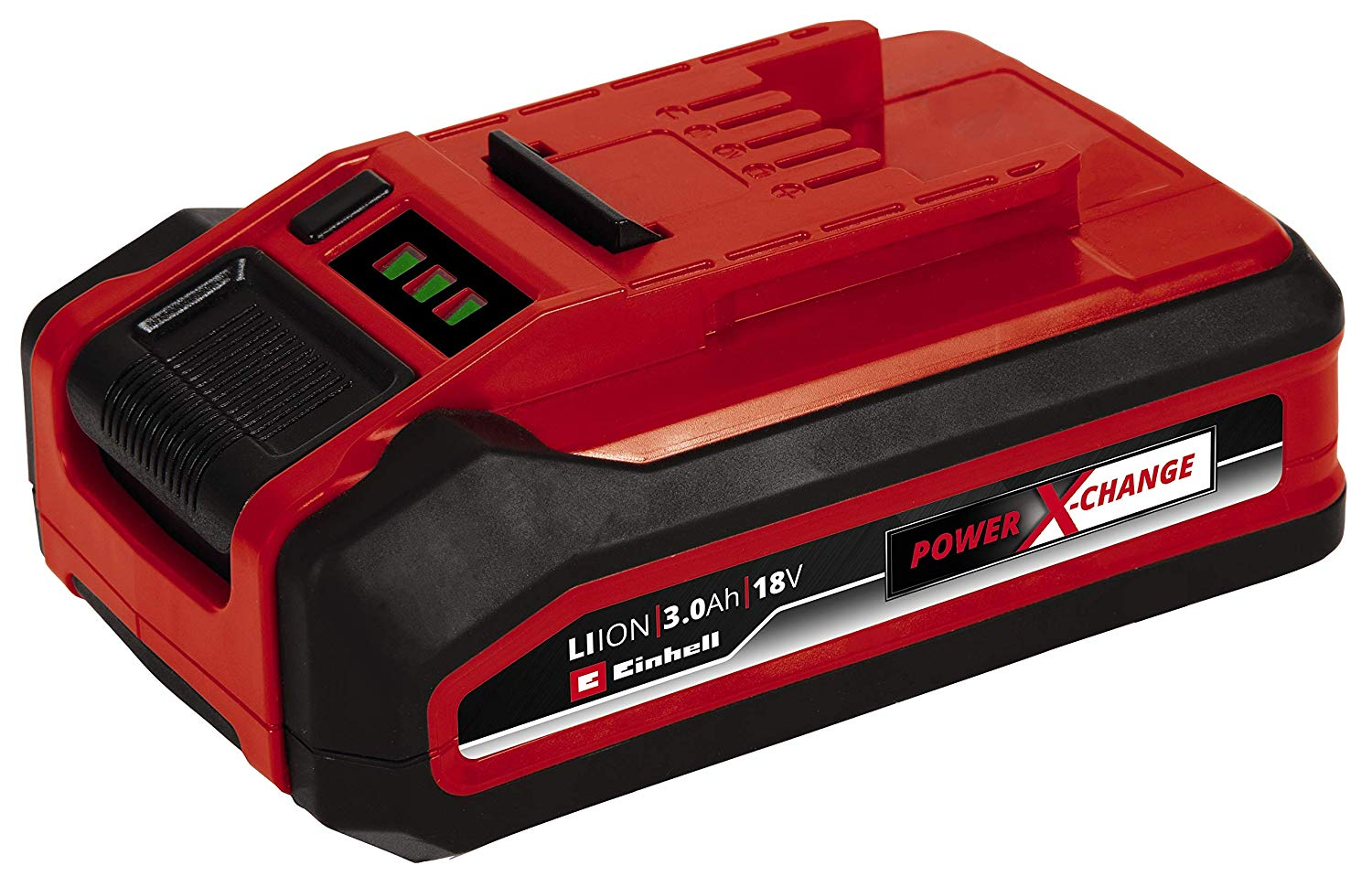 Batteria plus ioni di litio 18V 3AH per utensili Power X-Change Einhell