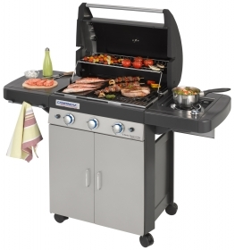 "1 PZ Di *BARBECUE A GAS ""3 SERIES CLASSIC"" LS PLUS"