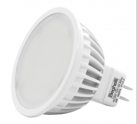 10 PZ Di BEGHELLI LED 56033 MR16-12V-W4,0 CALDA