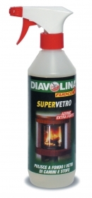 6 PZ Di DIAVOLINA SUPERVETRO ML. 500