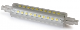 1 PZ Di *BEGHELLI LED 56806 R7SW10 CALDA MM.118