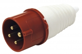 10 PZ Di SPINA INDUSTR. 16A 3P+T 380 V  FIG.2