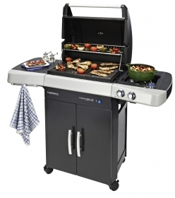 1 PZ Di *BARBECUE 2 SERIES RBS-LXS