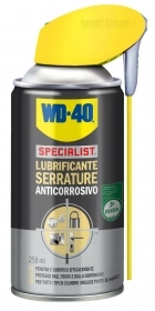 12 PZ Di WD40 LUBRIFICANTE SERRATURE COD 39308 ML.250
