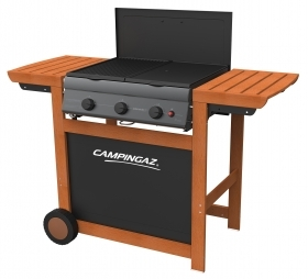 1 PZ Di *BARBECUE A GAS ADELAIDE 3 WOODY