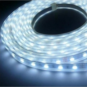 1 PZ Di *LED SMD3528 MT.5 300L.B.CA IP20 C/ALIM.240L