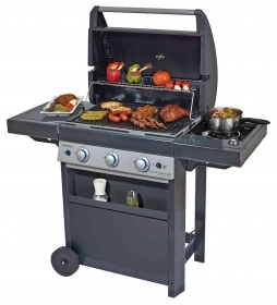 1 PZ Di *BARBECUE A GAS '3 SERIES CLASSIC LBS'