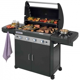 1 PZ Di *BARBECUE A GAS '4 SERIES CLASSIC LSD'